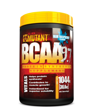 mutant bcaa powder