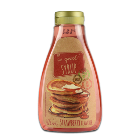 SO GOOD! SYRUP Strawberry 425ml