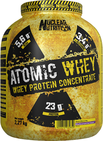 Nuclear Nutrition Atomic Whey 2,27 kg